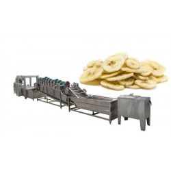 CREEZ UNE UNITE DE PRODUCTION DE CHIPS DE BANANE PLANTAIN AUTOMATIQUE